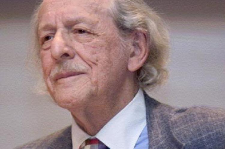 Eugene Garfield at the Heritage Day awards in 2007