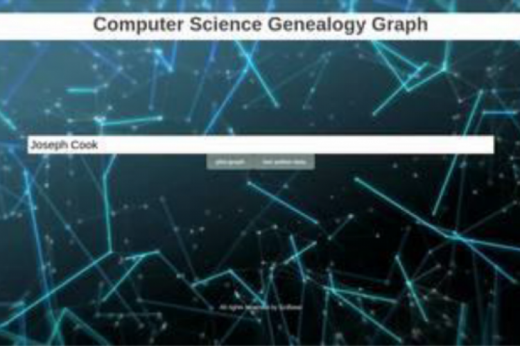 Genealogy Tree: Understanding Academic Lineage of Authors via Algorithmic  and Visual Analysis | Journal of Scientometric Research