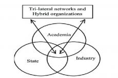 Territorial innovation models discussed in the paper